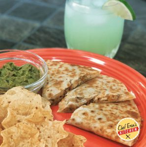 awesome chicken quesadillas