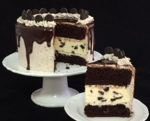 oreo cheesecake cake showstopper
