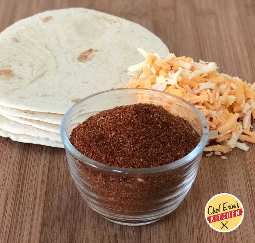 homemade mexican seasoning