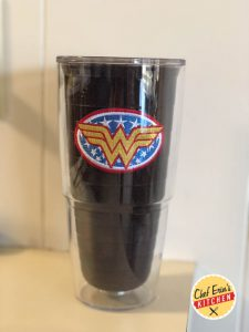wonder woman protein smoothie