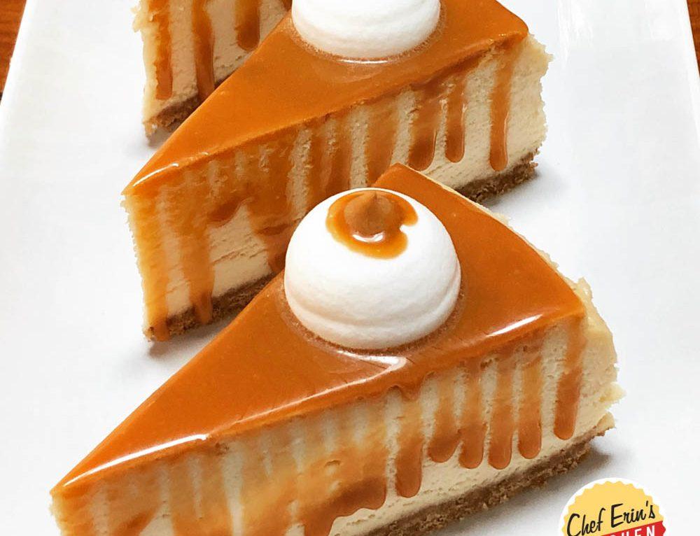 Buttery Nipple Cheesecake
