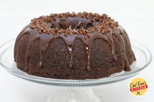 chocolate lover's bundt cake