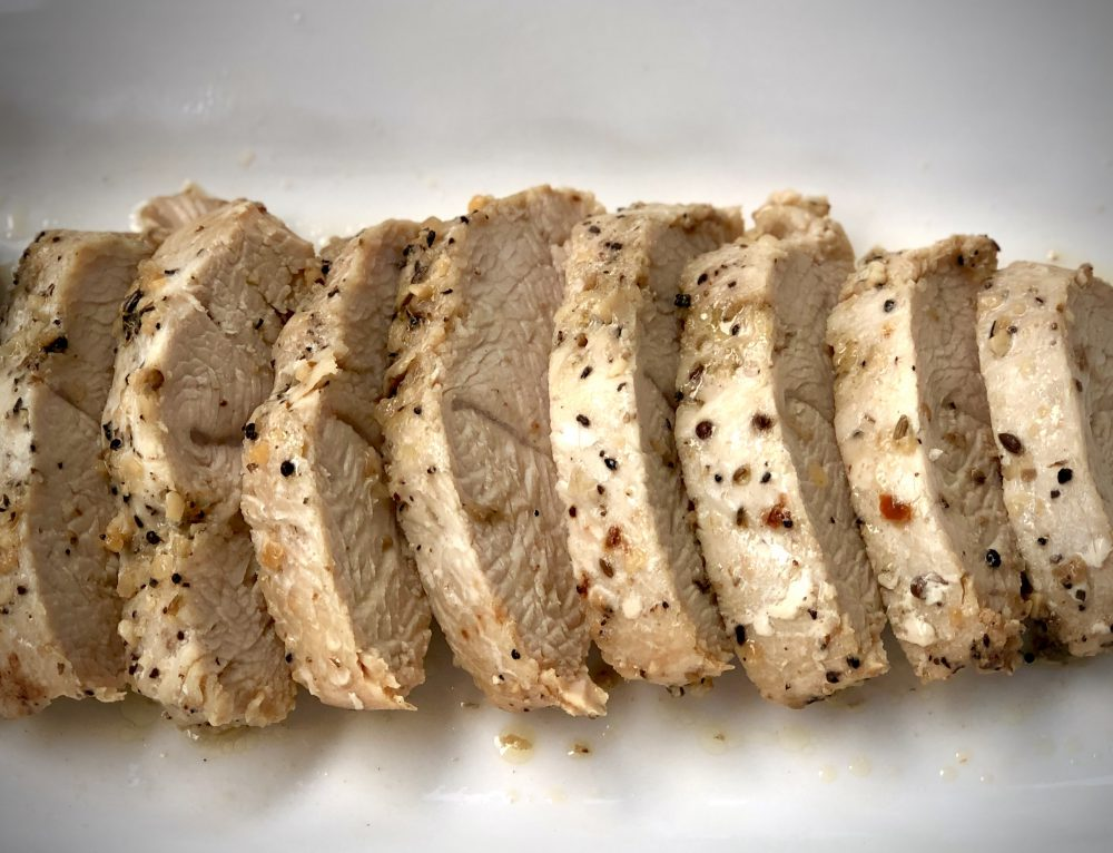 Slow Cooker Turkey Tenderloin